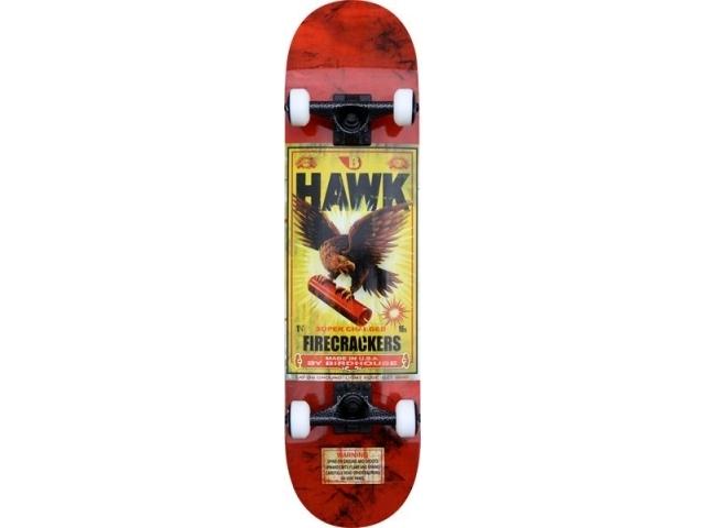 Skate Complet Birdhouse Firecracker Hawk 7.75