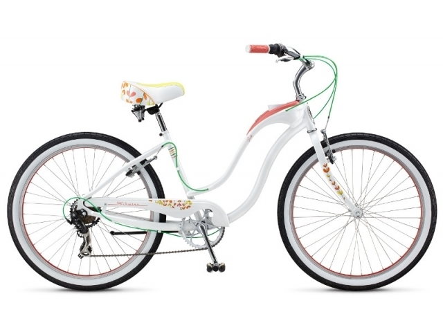 City Bike & Cruiser Schwinn Bikes Sprite White