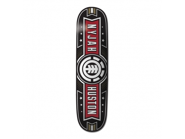 Placa Skate Element Nyjah Huston Headliner 8.0