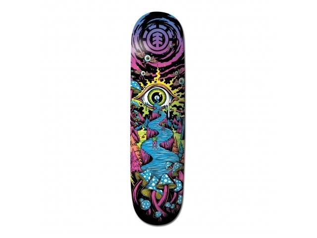 Placa Skate Element Trippin 7.7