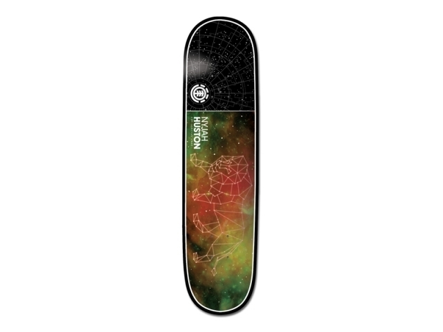 Placa Skate Element Nyjah Huston Constellation 8.0