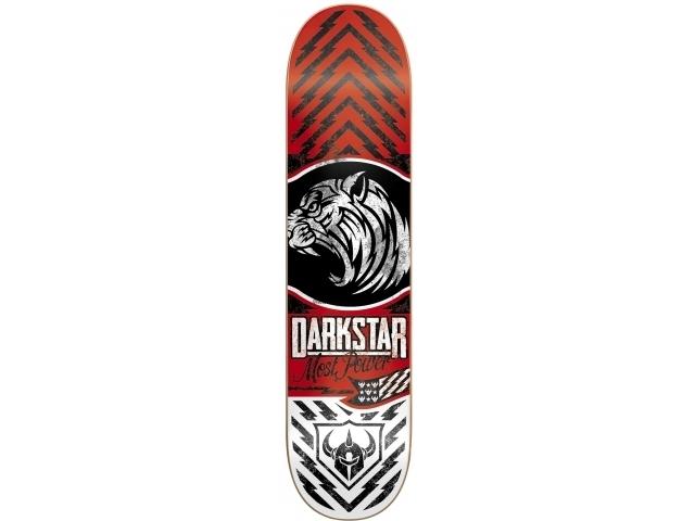 Placa Skate Darkstar Power Sl Red