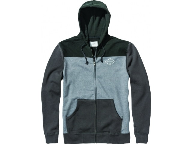 Hanorac Globe Journey Hoodie Grey