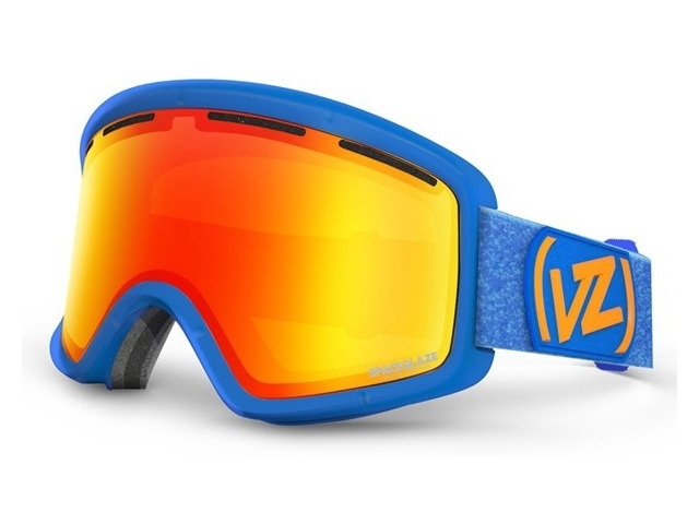 Goggles Von Zipper Trike Spaceglaze Blue Lunar Chrome