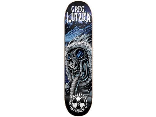 Placa Skate Darkstar Armageddon Lutzka/blue 8.0
