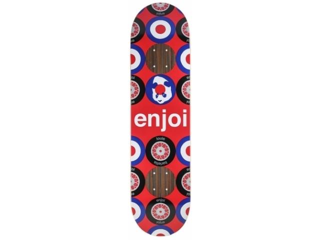 Placa Skate Enjoi Doesn T Fit Impact Barletta 8.0