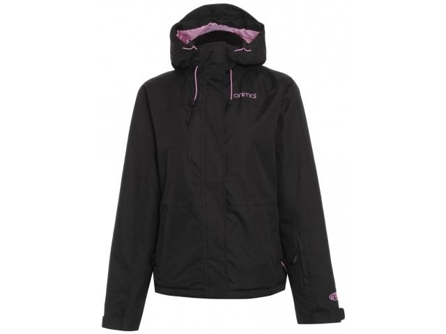 Geaca/jacheta Snowboard Animal Glaciers Techincal Jacket Black