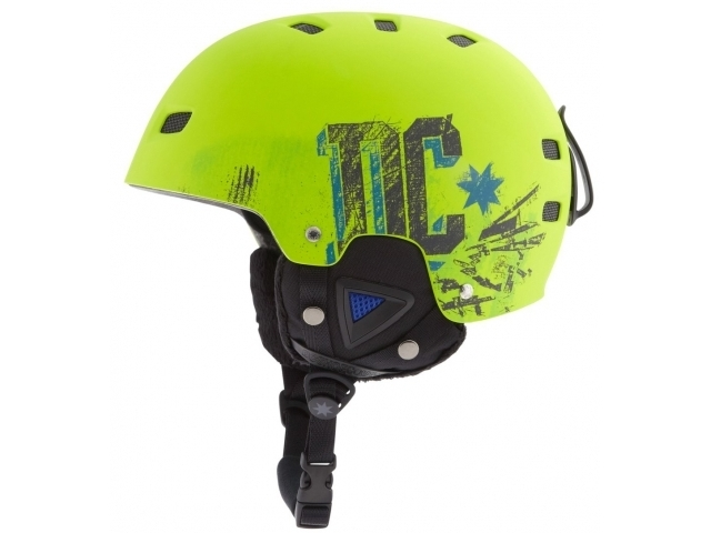 Protectie Dc Unleashed 15 Lime Green