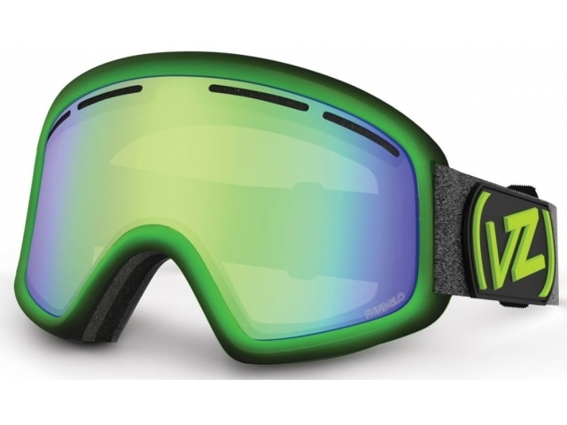 Goggles Von Zipper Trike Mindglo Lime/quasar Chrome