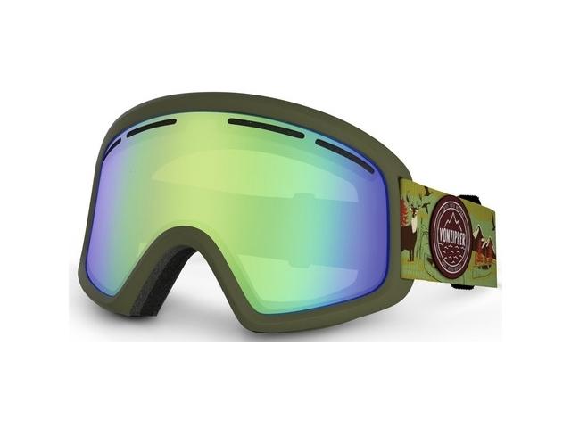 Goggles Von Zipper Trike Olive / Quasar Chrome