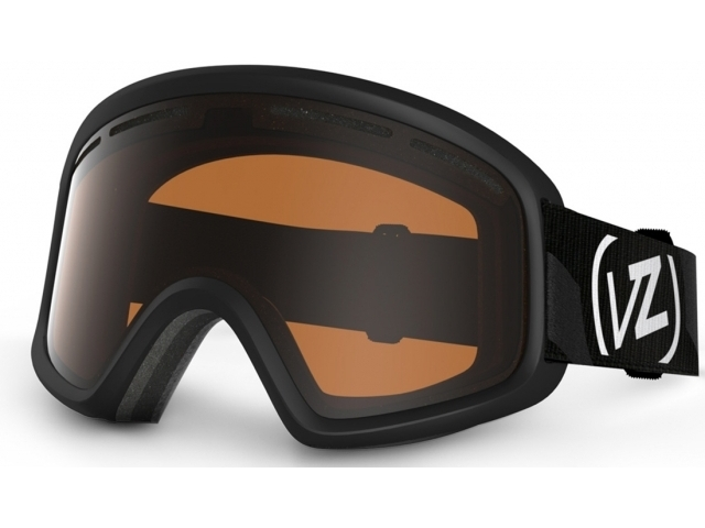 Goggles Von Zipper Trike Black Gloss/bronze