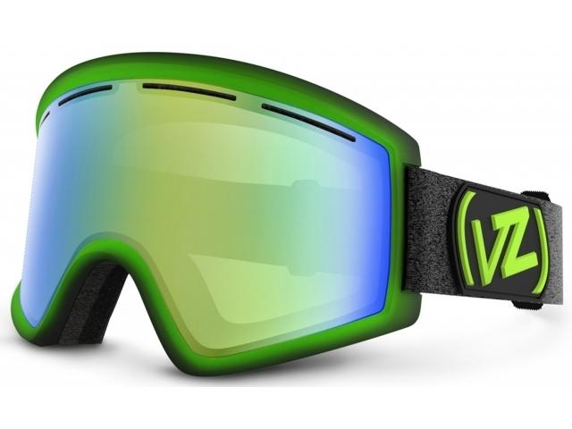 Goggles Von Zipper Cleaver Mindglo Lime/quasar Chrome