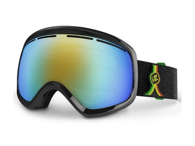 Goggles Von Zipper Skylab Black Gloss/locust Chrome