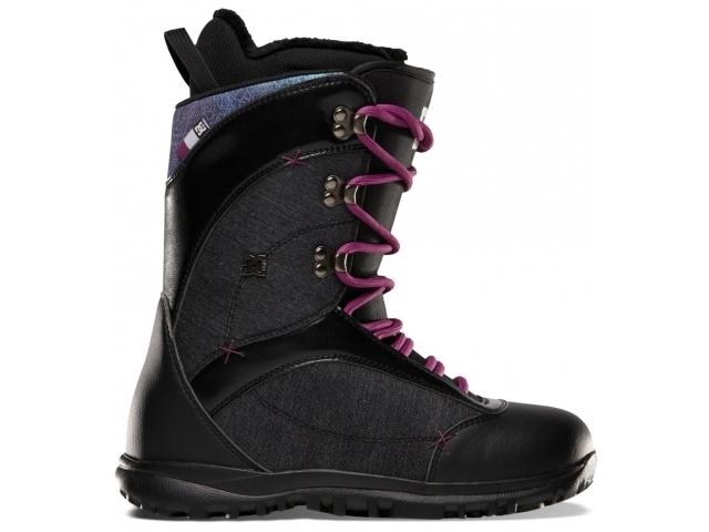 Boots Dc Karma 15 J Black