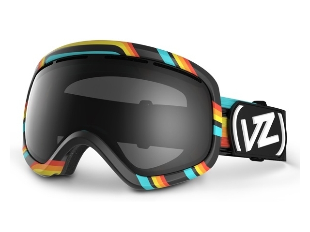 Goggles Von Zipper Skylab Xcyte Bike Black