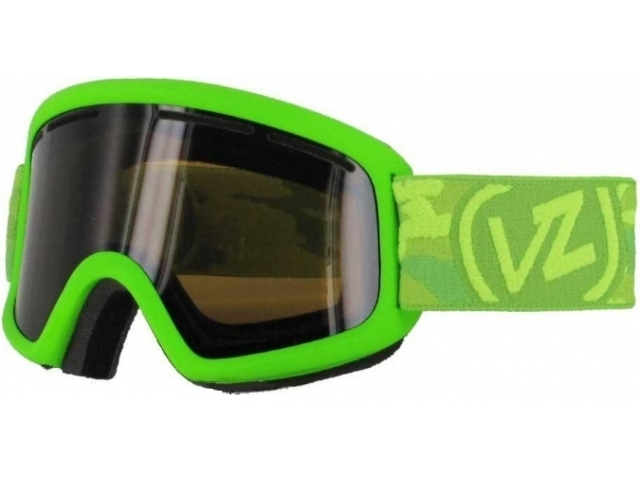 Goggles Von Zipper Trike Lime Satin Bronze