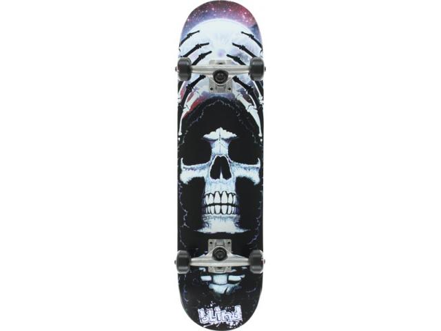 Skate Complet Blind Reaper Cross Black 8.0