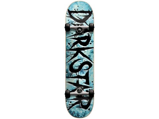 Skate Complet Darkstar Wrecked Tie Dye/blue 7.8