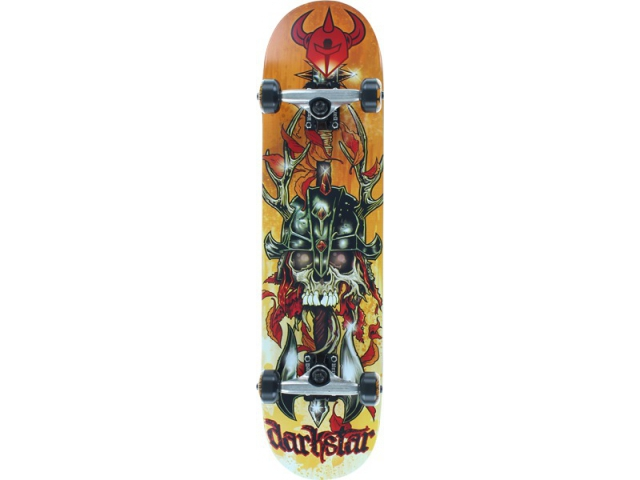 Skate Complet Darkstar Grime Orange 7.6