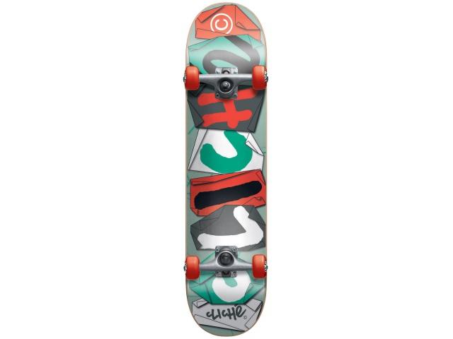 Skate Complet Cliche Kunst Multi 7.75