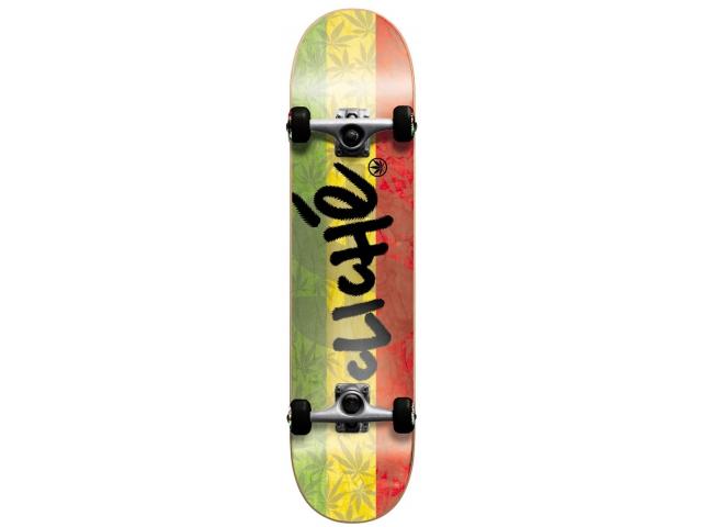 Skate Complet Cliche Rastoned Rasta 7.9