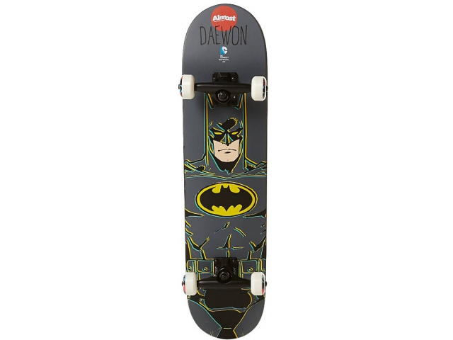 Skate Complet Almost Batman Daewon 7.6