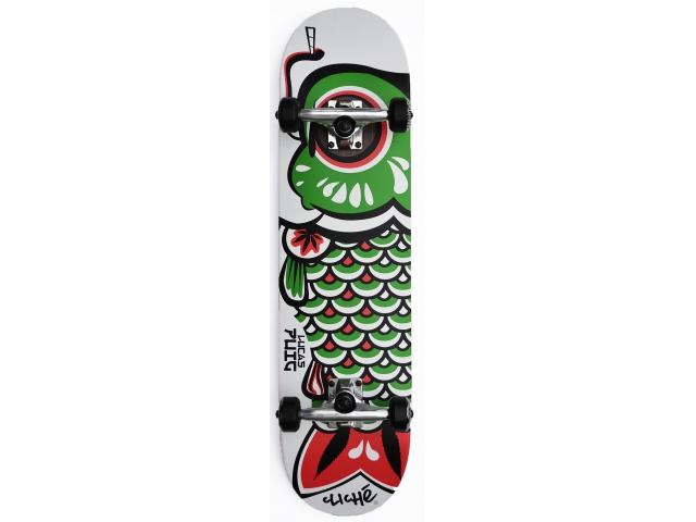 Skate Complet Cliche Puig Koi Fish Impact Plus 8.1