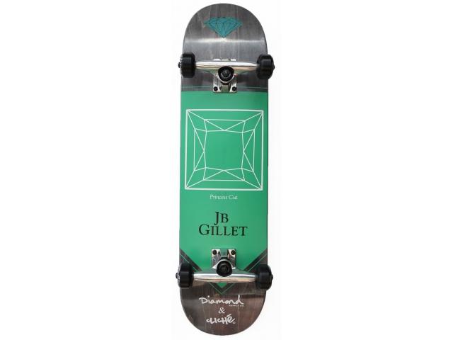 Skate Complet Cliche Gillet Diamond Pro R7 7.9