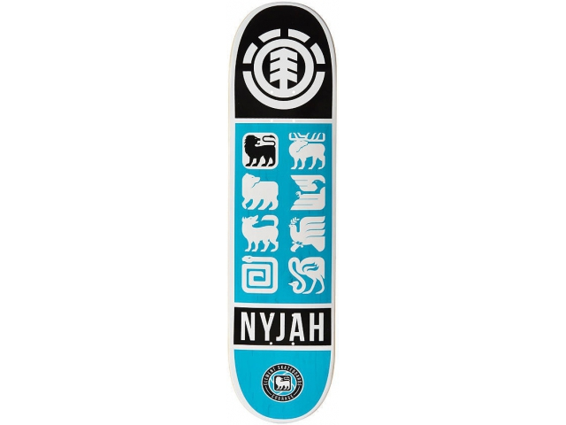 Placa Skate Element Nyjah Ascend 8