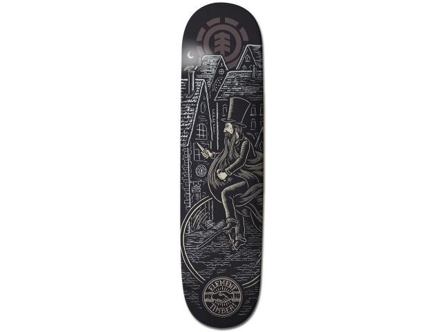 Placa Skate Element Timber Twins 8