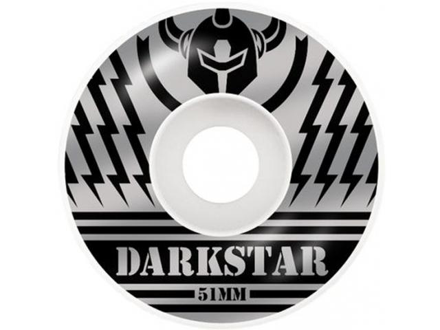 Roti Skate Darkstar Blunt Price Knight Silver/blac