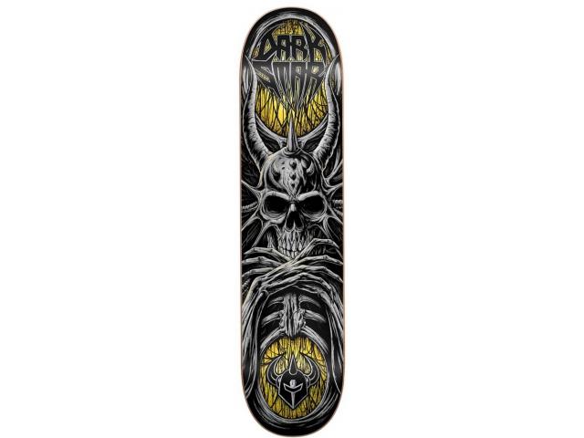 Placa Skate Darkstar Roots Sl Yellow 7.75