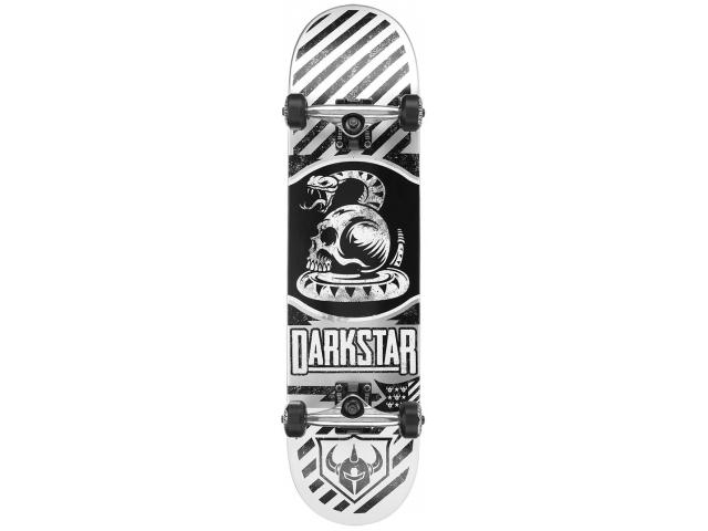 Skate Complet Darkstar Venom Silver 7.9