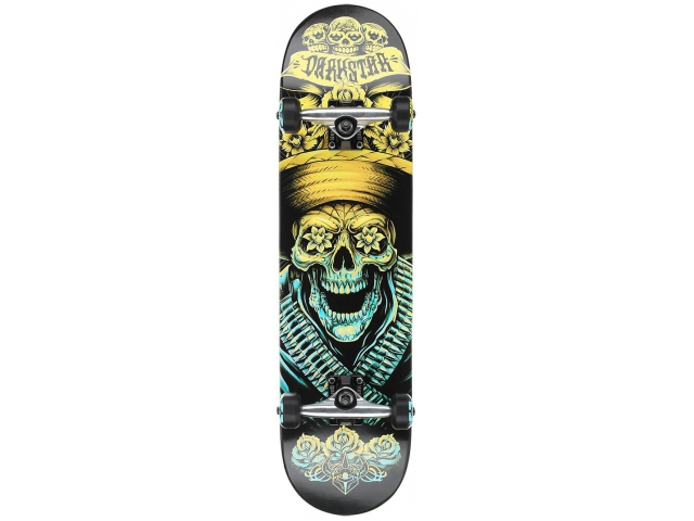 Skate Complet Darkstar Bandito Blue/yellow 8