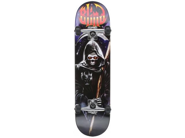 Skate Complet Blind Reaper Master Purple/black 8