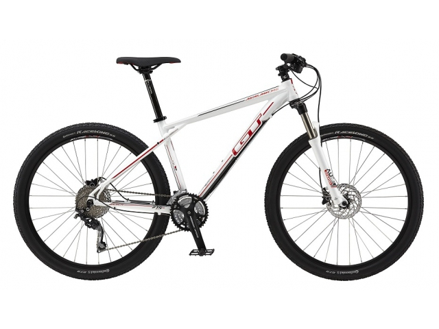 Mtb Ht 27.5 Gt Avalanche Elite Gloss White 2015
