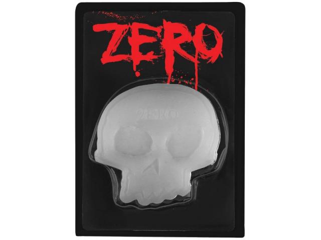 Accesoriu Skate Zero Skull Wax White