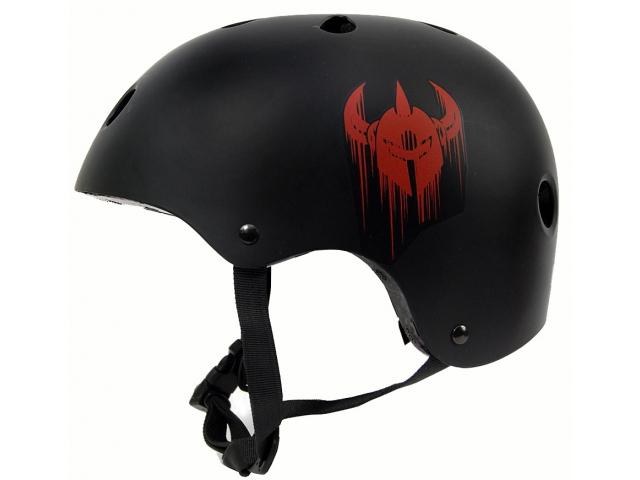 Protectie Darkstar Drips Helmet Black