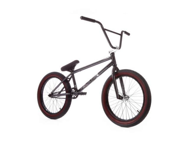 Bicicleta Bmx Stereo Bikes Flash Thunder Black 21