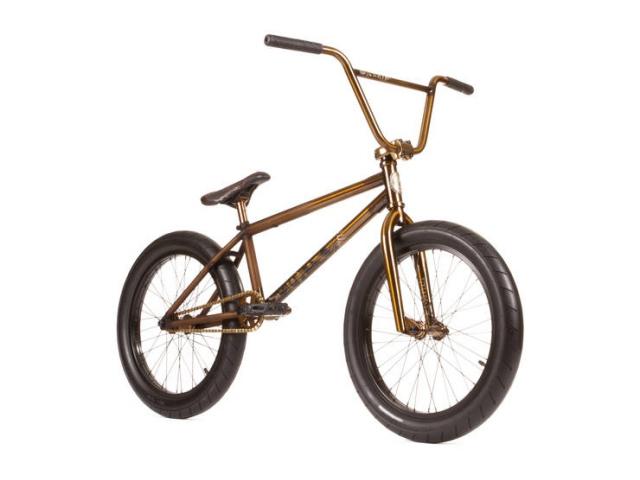Bicicleta Bmx Stereo Bikes Treble 2015 Brown Sugar