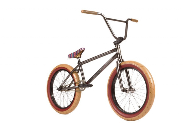Bicicleta Bmx Stereo Bikes Wire 2015 Savage Grey Raw