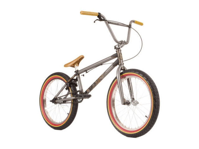Bicicleta Bmx Stereo Bikes Speaker Plus 2015 Foraweigner Matt