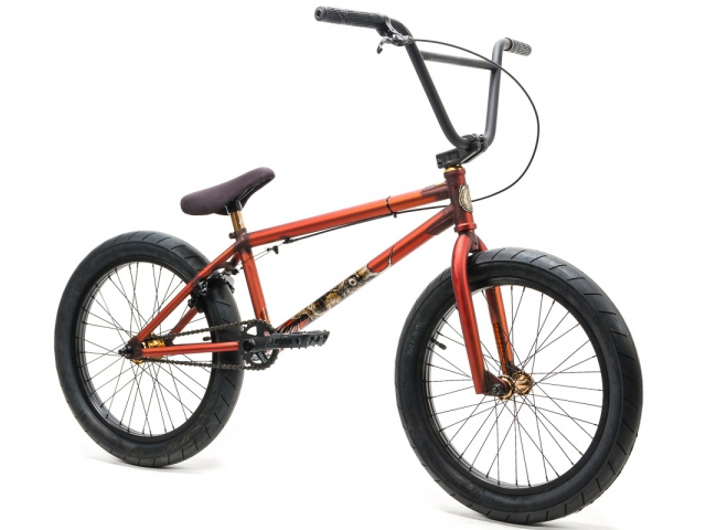 Bicicleta Bmx Stereo Bikes Plug In 2015 Hendrawx Matt Orange