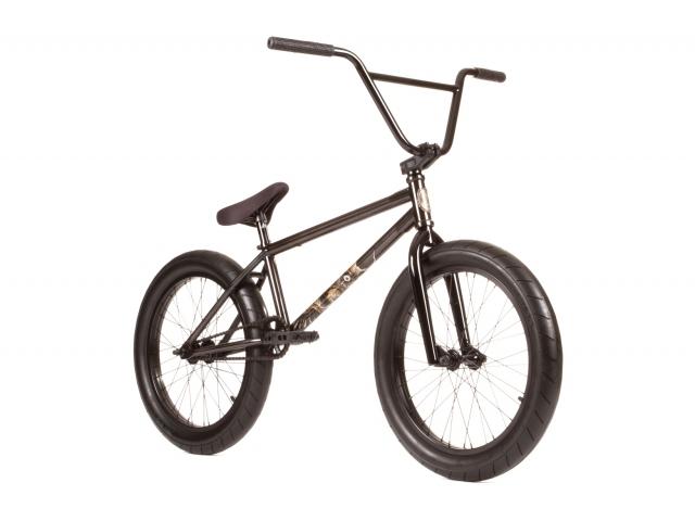 Bicicleta Bmx Stereo Bikes Plug In 2015 Anthrawx Black