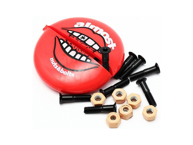 Accesoriu Skate Almost Nuts & Bolts In Your Mouth