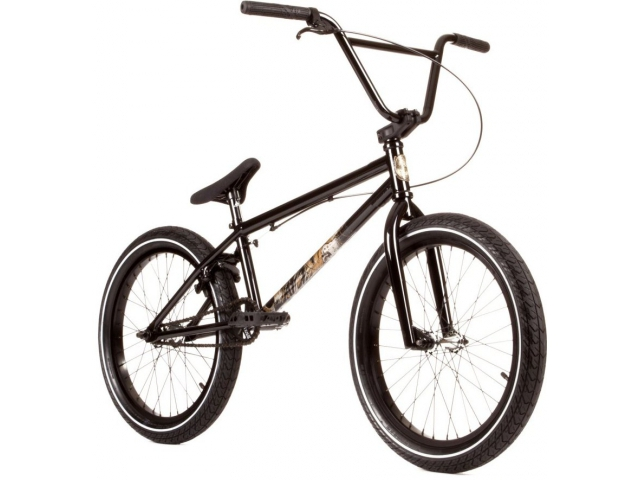 Bicicleta Bmx Stereo Bikes Speaker Plus 2015 Metallica Gloss Black