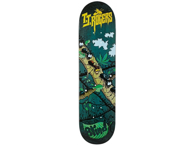 Placa Skate Blind Rogers Tj High Ant R7 8.0