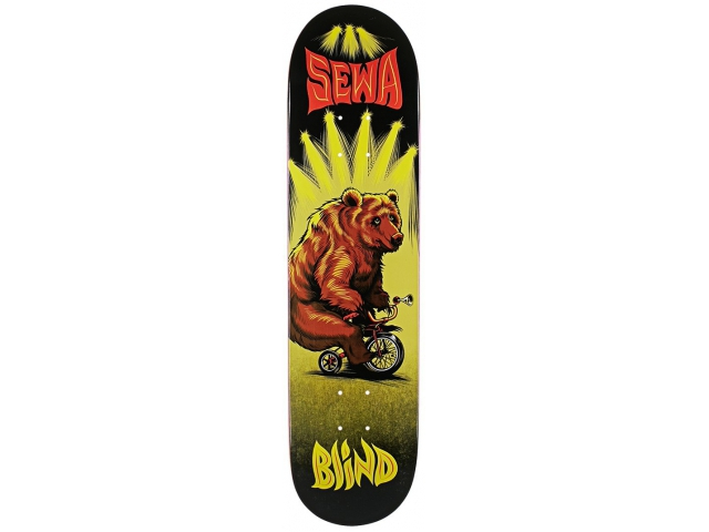 Placa Skate Blind Sewa Bear Bike 7.75