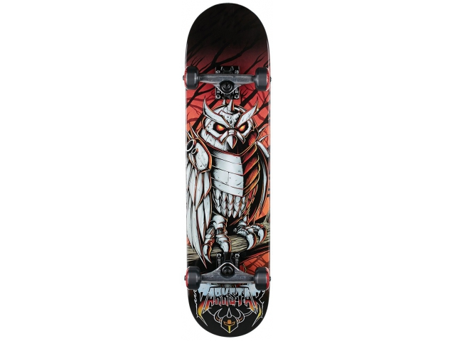 Skate Complet Darkstar Night Owl Red 7.6