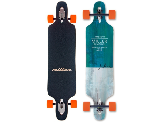 Longboard Miller Shibuya 39.5